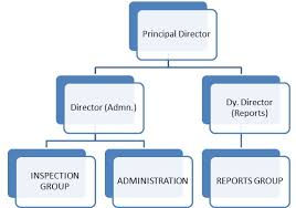 Cag Organisation Chart Principal Accountant General A E Karnataka