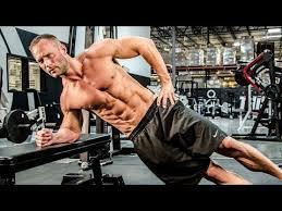 Тренировка пресса: Уроки фитнеса - YouTube