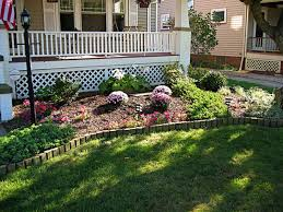 Outdoor Small Lawn Landscaping Ideas For Outdoor Astonishing Fascinating Small Garden Design Ideas On A Budget Pict