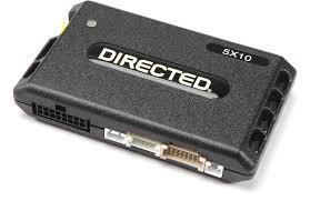 directed electronics 5x10 digital remote start security system description