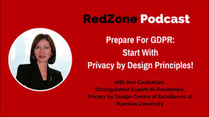 Privacy By Design Centre Of Excellence Prepare For Gdpr Start With Privacy By Design Principles