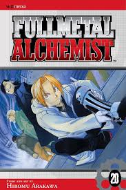 alchemist story the alchemist author doesn t quite come to life in  com fullmetal alchemist vol hiromu com fullmetal alchemist vol 20 9781421530345 hiromu arakawa books