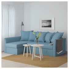 light blue furniture. Contemporary Light IKEA HOLMSUND Corner Sofabed Cover Made Of Extra Hardwearing Polyester  With A For Light Blue Furniture Ikea