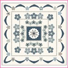 Patterns|Sue Daley Designs|Quilts & Check It Out. Azure Rose Quilt Adamdwight.com