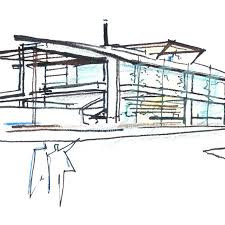 28 Architecture Design Sketches Beautiful Building Design Sketches