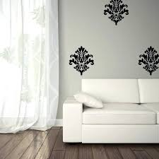 damask wallpaper decals wall decals damask wall decal modern white damask silhouette decals wall decal damask  on self adhesive wall art stickers with damask wallpaper decals damask wall decals paint damask decals wall