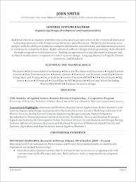 Software Engineer Resume Examples Best Sample Resume For Software Engineer Software Engineer Resume Samples