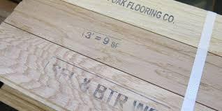 2 wide 1 2 thick white oak hardwood flooring
