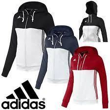 adidas hoodie womens. adidas ladies t16 climalite hoodies womens sports full zip hooded jacket hoodie