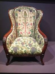 Art deco period furniture Painted Art Deco Armchair Made For Art Collector Jacques Doucet 191213 Wikipedia Art Deco Wikipedia