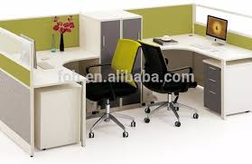 modern office cubicle design. 2017 New Modern Simple Design Office Cubicle Two Person Workstation And Mesh Chair For Sale( E