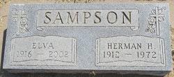 Elva Davidson Sampson (1916-2002) - Find A Grave Memorial