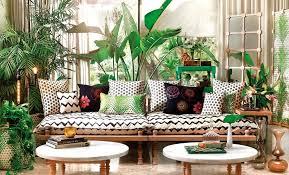 bohemian style of interior decoration