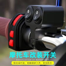 electric <b>motorcycle bike scooter turn</b> signal booster <b>switch</b> | Shopee ...