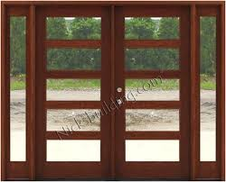 wood front entry doors with glass inspire wood and glass double entry doors double entry