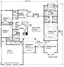 Impressive Single Story Luxury House Plans   Modern One Story    Impressive Single Story Luxury House Plans   Modern One Story House Floor Plans