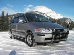 TopWorldAuto >> Photos of Honda Odyssey 4WD - photo galleries