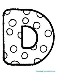 Bubble Letters Coloring Pages Bubble Alphabet Coloring Pages Letter