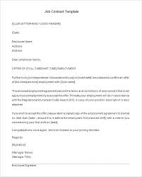 Contractor Agreement Template Images Agreement Letter Format ...