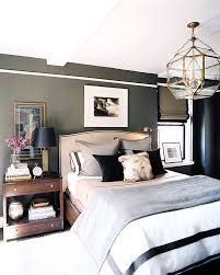 view in gallery masculine bedroom with eclectic style