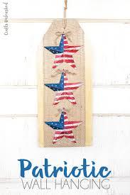 diy americana decor stars stripes