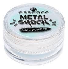 <b>Пудра</b>-<b>втирка для ногтей Metal</b> Shock Nail Powder 1г: 06 Be My ...