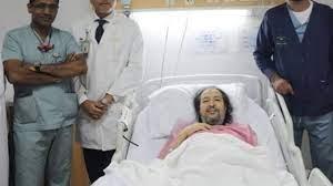 تطورات الحالة الصحية للفنان السعودي خالد سامي – رادار نيوز