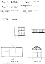 Brilliant Floor Plan Symbols Stairs Drafting Architectural Drawings Pinned By Wwwmodlarcom With Impressive Design