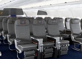 Revealed Lufthansas New Premium Economy Seat One Mile At
