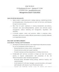 Telecom Resume Examples Engineer Sample Resumes Executive Resume