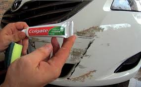 how to remove scratches from the car at home using toothpaste how to fix scratches on car you