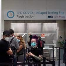 travel and coronavirus testing your