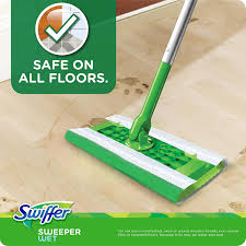 amazon swiffer sweeper wet mop pad refills for floor mopping and cleaning all purpose multi surface floor cleaning gain scent