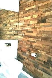wood wall barn art reclaimed tiles tile bathroom floor paneling panels flooring wooden uk walls and