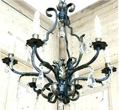 white iron chandelier wrought iron crystal chandelier iron crystal chandelier wrought iron crystal chandelier image of