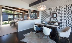 20 spectacular cowhide rugs in the dining room for modern stunning concept