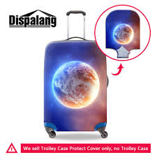 Design Your Own Planet Us 14 97 30 Off Dispalang Nice Luggage Cover Design Your Own Travel Case Cover Dust Luggage Bag Cover Make Your Own Planet Pattern On Suitcase In