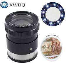 Photography 101 Lenses Light And Magnification Amazon Com 10x Optical Glass Lens Stand Measuring