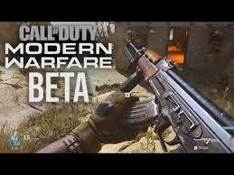 Modern Warfare Gameplay! (THE BETA IS LIVE!) - YouTube