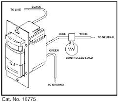 vacancy sensor wiring diagram occupancy sensor control diagram motion sensor light switch wiring diagram at Motion Sensor Switch Wiring Diagram