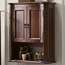 bathroom wall storage cabinets. Furniture For Bathroom Design And Decoration Using Solid Cherry Wood Storage Cabinet Wall Cabinets E