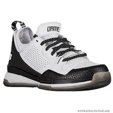 adidas basketball shoes damian lillard. adidas d lillard 1 - men\u0027s basketball shoes damian white/ larger image b