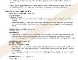 Resume Services Denver Resume Online Builder