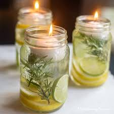 super simple diy citronella candles no wax required entertaining diva from house to home