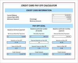 Credit Card Payment Tracker Credit Card Tracking Spreadsheet Template Lovely Debt Payoff
