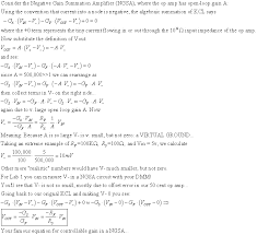 another derivation use gs gf and gain a to see v vin gs a gf