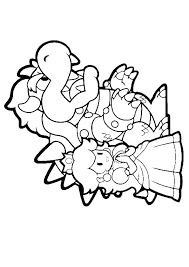 Mario And Sonic Coloring Pages Printable For Kids At The Olympic