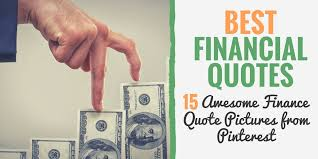 Financial Quotes Interesting Best Financial Quotes 48 Awesome Finance Quote Pictures From Pinterest