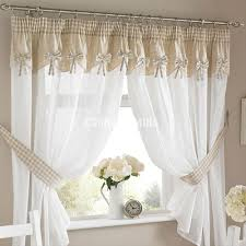Of Kitchen Curtains Kitchen Curtains With Pelmets Chiltern Mills