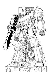 Transformers Bumblebee G1 Coloring Pages
